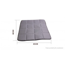 Car Bamboo Charcoal Non-slip Breathable Seat Cushion Cover