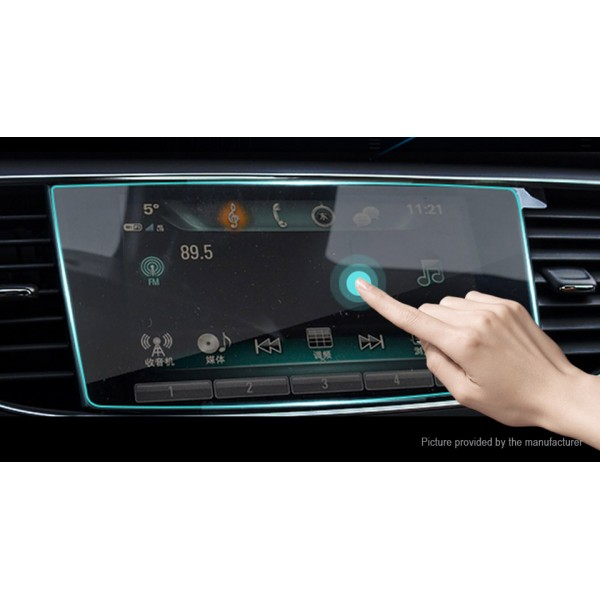 Car Center Control Touch Screen Tempered Glass Screen Protector for Tesla Model X/S