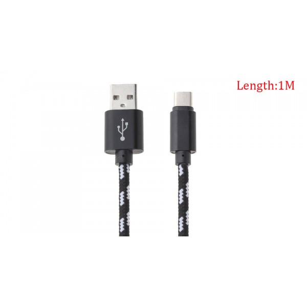 USB-C to USB 2.0 Data Sync / Charging Cable