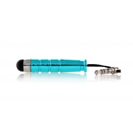 Capacitive Stylus Pen for Smartphones and Tablets - Blue (2-Pack)