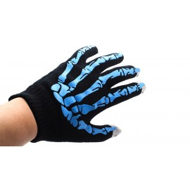 3-Finger Capacitive Screen Touching Hand Warmer Gloves (Pair)